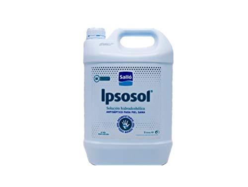 Ipsosol solución hidroalcohólica para manos 5L