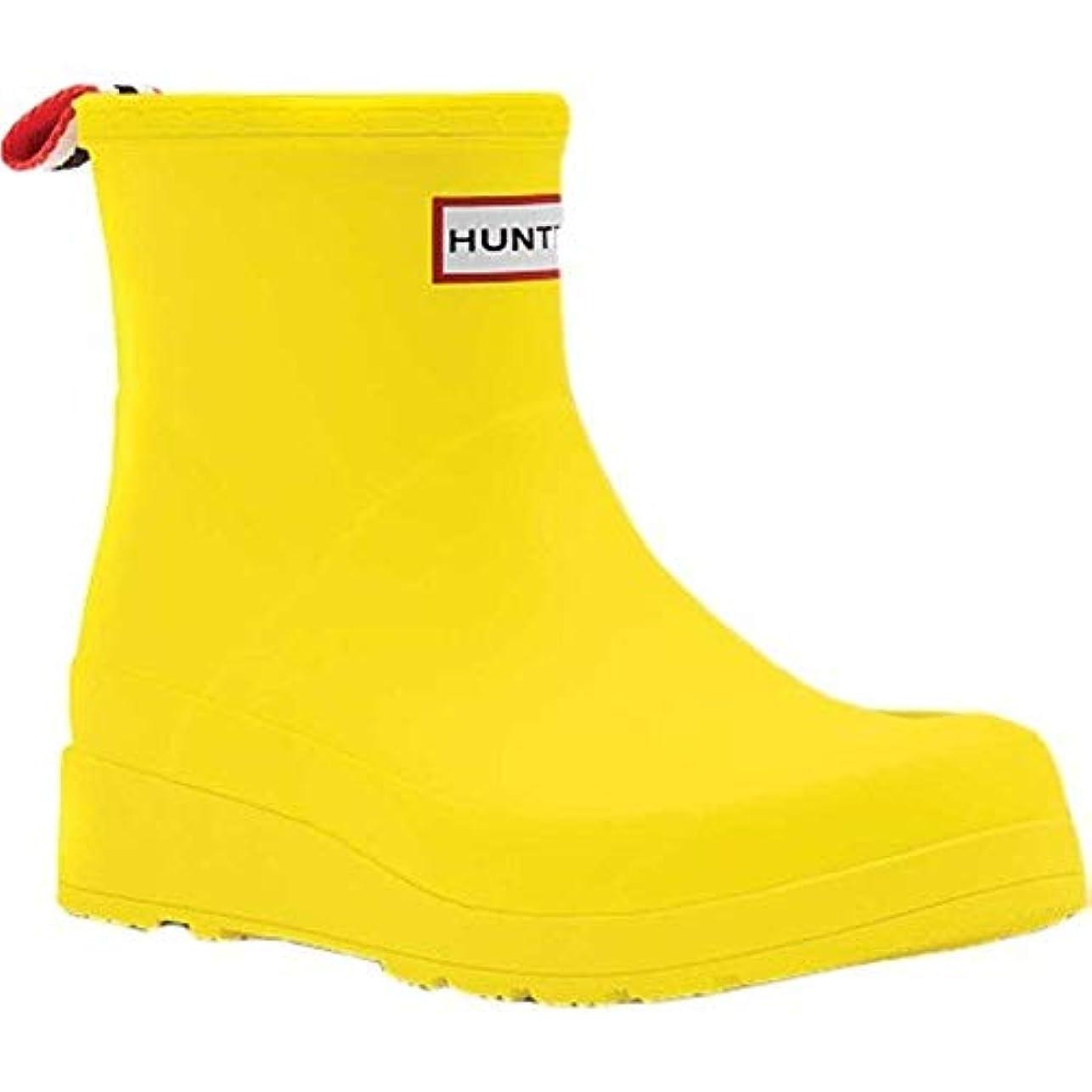 着服飽和する高原[ハンター] レディース ブーツ&レインブーツ Original Short Play Rain Boot [並行輸入品]