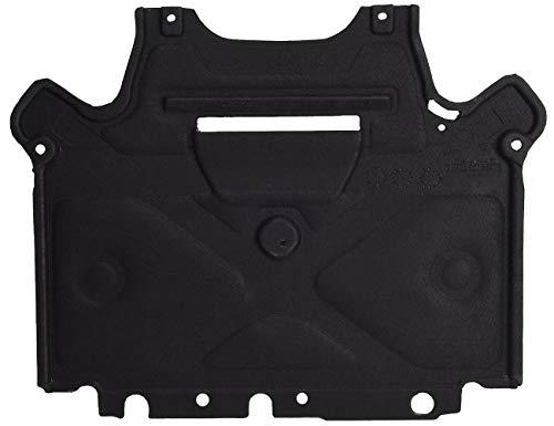 Bapmic 8K1863822S Rear Lower Under Engine Splash Shield Guard Cover for Audi Q5 SQ5 A4 Quattro S4