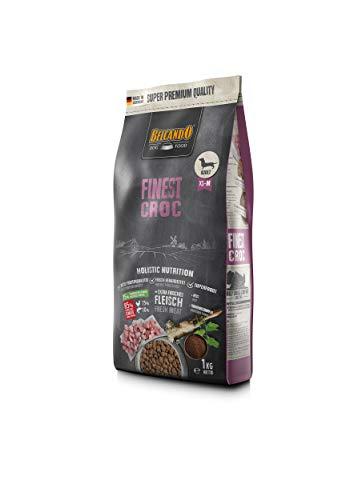 Belcando Finest Croc Hundefutter   Trockenfutter für kleine & mittlere Hunde   Alleinfuttermittel für ausgewachsene Hunde ab 1 Jahr (1 kg neu)