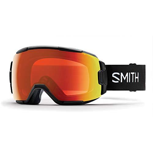 SMITH (SMIZD) VICE Skibrille mit Chroma Pop, Black, Mittelgroße Passform