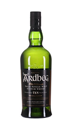 Ardbeg Islay Single Malt 10 J. 46% Vol. 0,7