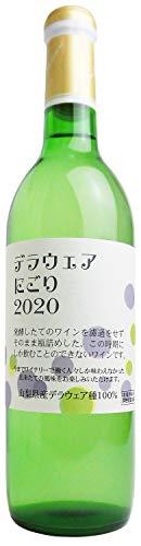 シャトー酒折 デラウェアにごりワイン [2020] 720ml