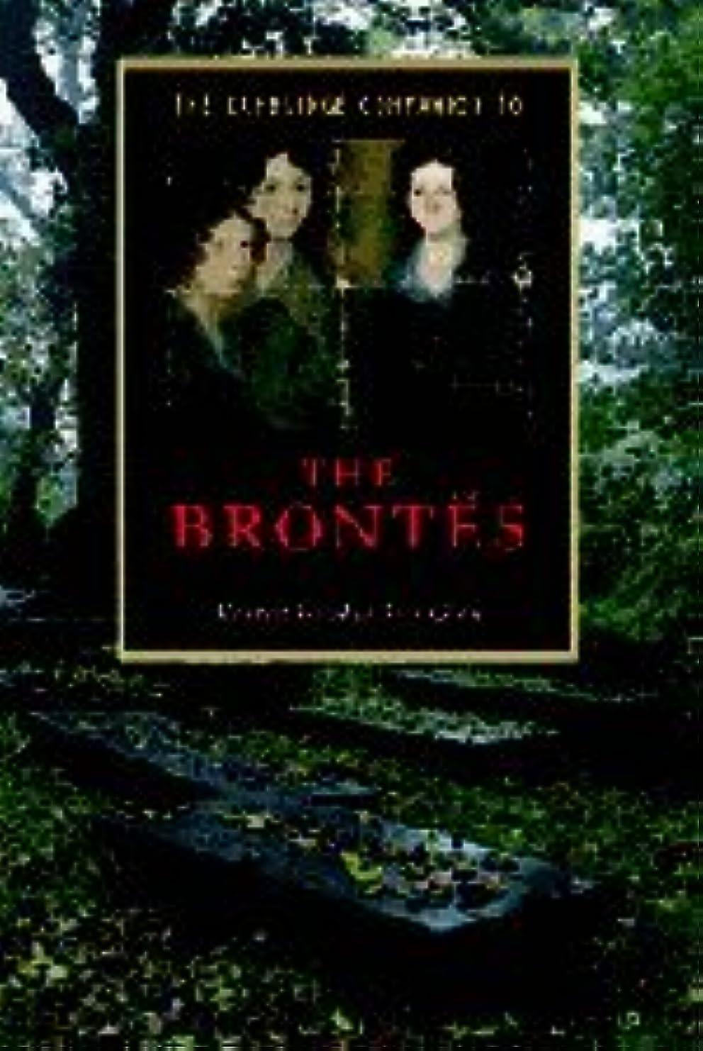 くさびあいにくジャーナリストThe Cambridge Companion to the Brontes (Cambridge Companions to Literature)