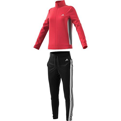 adidas Damen Tracksuit W TS Teamsports, core pink/black, 2XS, FI6698