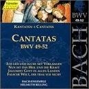 Sacred Cantatas Bwv 49-52