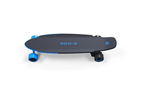 Elektro Skateboard Yuneec E-Go 2 royal Wave blau Bild 2*