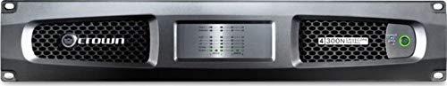 New Crown DCi 4|300N | 4 Channel BLU Link Power Amplifier 300W
