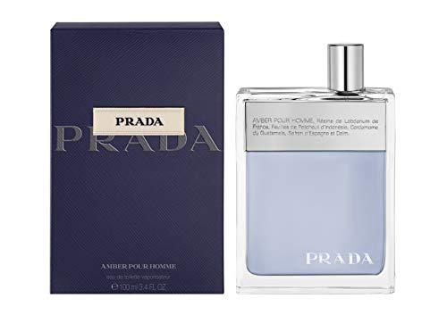 Prada Pour Homme / men, Eau de Toilette, Vaporisateur / Spray 100 ml, 1er Pack (1 x 100 ml)