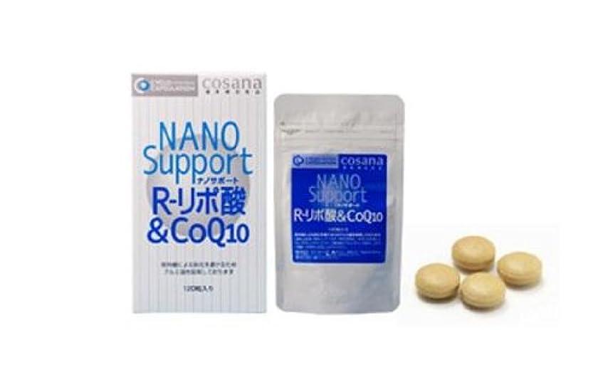 個人的に期待反逆者ナノサポートR-リポ酸&CoQ10