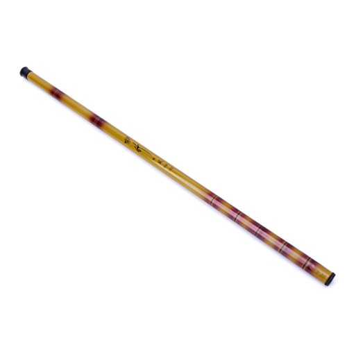 lpyfgtp - Mini canna da pesca in fibra di vetro, portatile, telescopica, 3,6 m/4,5 m/5,4 m/6,3 m, Taglia unica