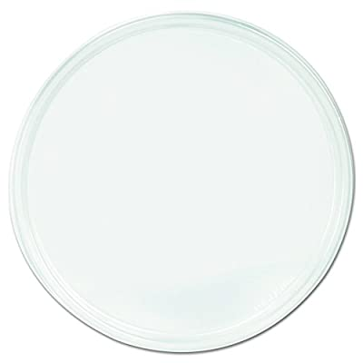 Fabri-Kal PPLID Polypropylene Flush Lid for Pro-kal Containers (Case of 500) from Fabri Kal