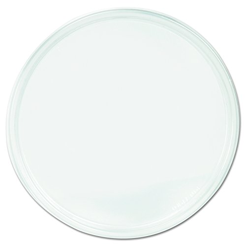 Fabri-Kal PPLID Polypropylene Flush Lid for Pro-kal Containers (Case of 500)