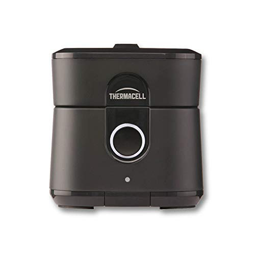 Thermacell Radius Zone Mosquito Repellent, Gen 2.0, Black, Rechargeable; Includes 12 Hr Mosquito Repellent Refill; No Candle or Flame, Easy To Use & Long Lasting Bug Spray/DEET Alternative