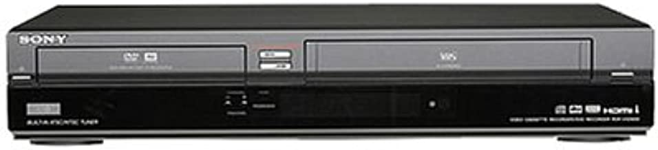 Sony RDR-VX560 1080p Tunerless DVD Recorder/VHS Combo Player (2009 Model)