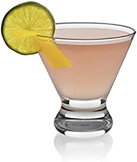 Libbey Cosmopolitan Martini Glasses, Set of 4 - 89584
