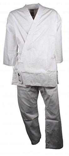 Arawaza EKO WKF Karate Leichte weiße Unisex Größe 210