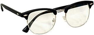 Medical Glasses For Unisex Color Black & Gold
