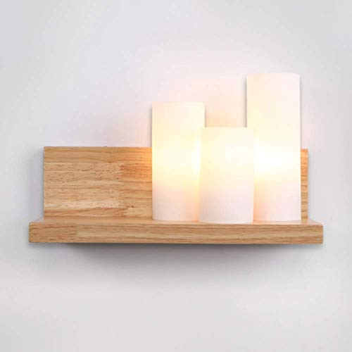 Wandverlichting, installatiehandleiding, creatief, goede sfeer, anti-vibratie, kwaliteit hout, glas, metaal, glas materiaal slaapkamer + wandlampen