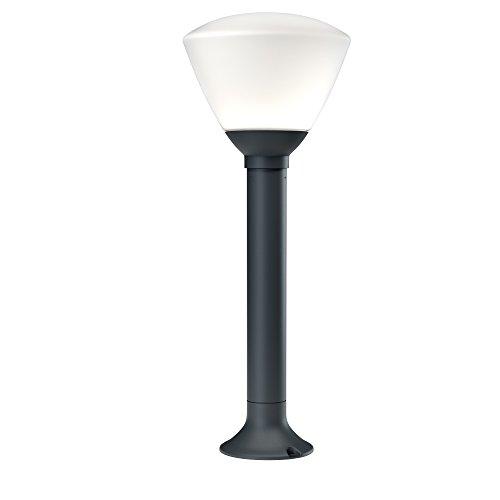Osram LED Endura Style Lantern Bowl Gartenpylone Leuchte, für Außenanwendungen, Warmweiß, 210, 0 mm x 547, 0 mm