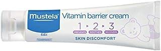 Mustela Vitamin Barrier Cream 123, 100ml
