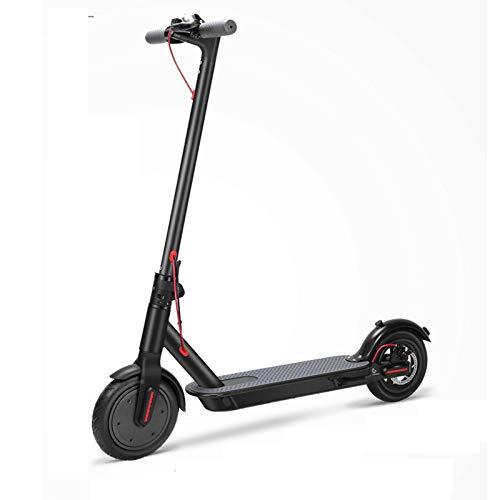 Patinete eléctrico plegable de 350 W con batería de 7,8 Ah, ruedas de 8,5 pulgadas, velocidad máxima de 25 km/h, con iluminación.
