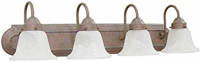 Volume Lighting V1344-22 4-Light Bath Bracket Mounts Up or Down