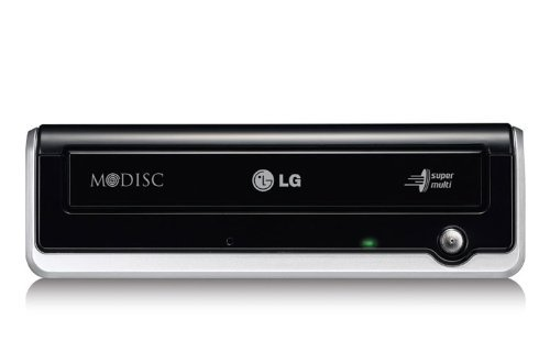 LG GE24NU40 Super Multi External 24x DVD Rewriter (Renewed)