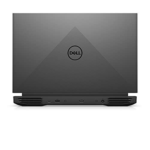 Dell Gaming G15 5511, 15.6-inch inch FHD 120Hz Non-Touch Laptop - Intel Core i7-11800H, 16GB DDR4 RAM, 512GB SSD, NVIDIA GeForce RTX 3050 Ti 4GB GDDR6 , Windows 10 Home - Black (Latest Model)