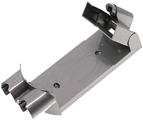 Garbage fighter Vacuum Cleaner Docking Station Replacement - Wall Mounted Accessories Bracket Compatible with Dyson V7 V8 Cord-Free Vacuum Cleaners   Part no. 967741-01