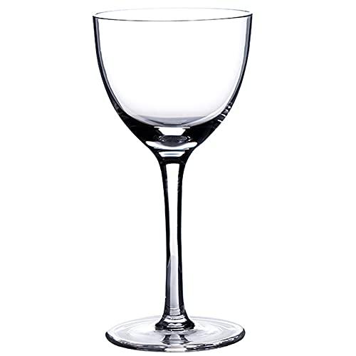 Copas de Vidrio de cóctel Copas de Vino clásicas de champán Gafas de Copa Bar Bar Vino Creativo Copa de cóctel,150ml