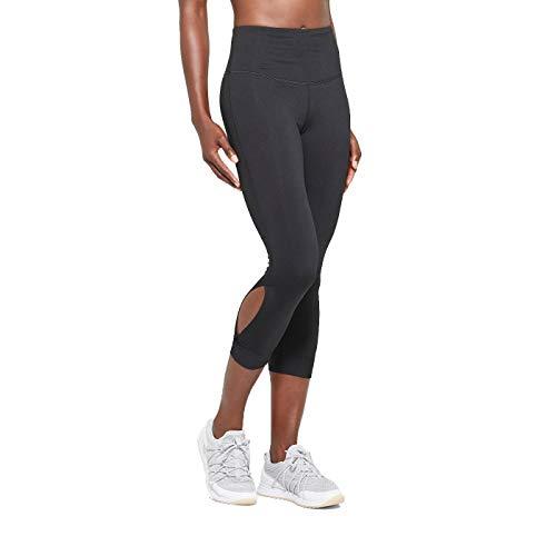 Champion Womens Everyday Cotton Stretch Capri Legging