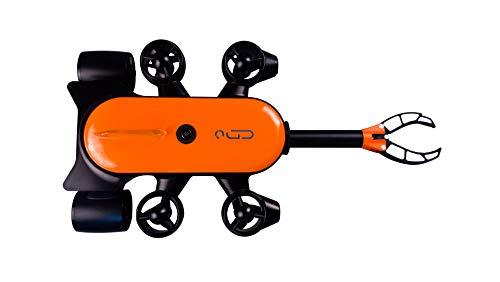 Drone Submarino con Brazo Robótico Titan 150m T6T-1-150BL GENEINNO Mundo Submarino Pesca Grabación Rendimiento Potente 847173