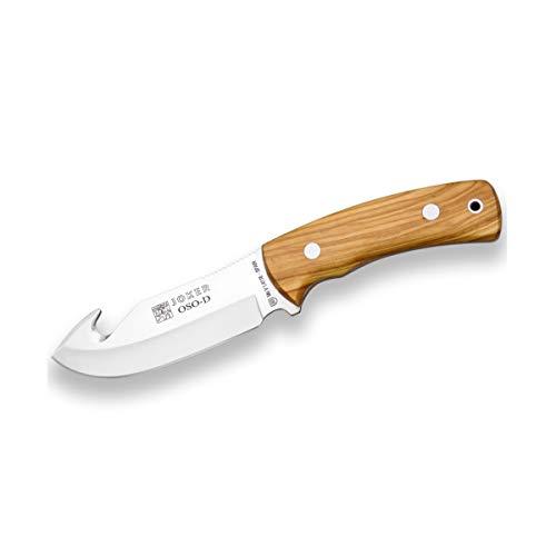 Joker Cuchillo desollador Oso-D CO56 Hoja MOVA de 12 cm, con...