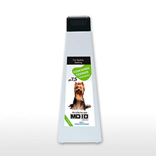 MD-10 COLLECTION Champú Yorkshire terier (750 ml)