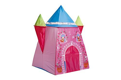 Pop-it Up Tent / speelhuisje, prinsessenslot met ledverlichting