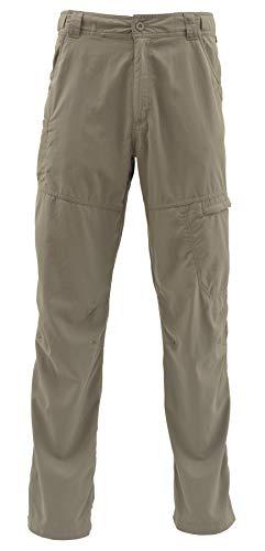 Simms BugStopper UPF 50+ Fishing Pants, Tan, Large