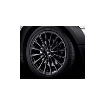 MINI Genuine 17 Inch Light Alloy Wheel Multi-Spoke R108 Silver 36116777356