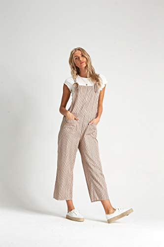 BILLABONG damesjumpsuit Run Wild (zwart)