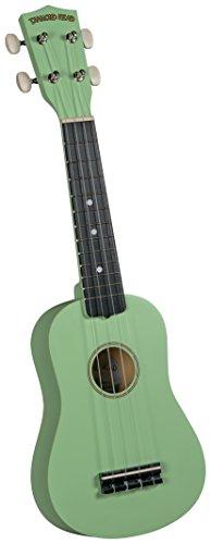 Diamond Head DU-125 Tropical Satin Series Soprano Ukulele - Peppermint Green