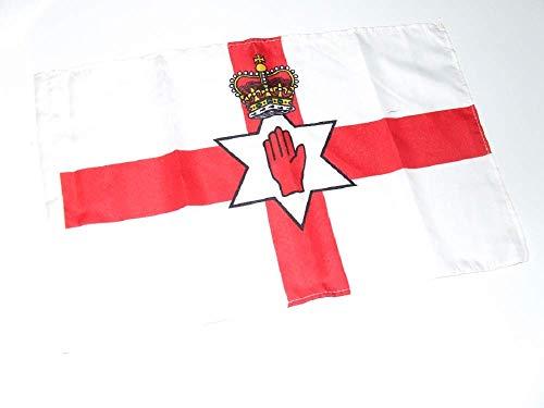 generisch Nordirland Fahne/Flagge 30x45 cm mit Hohlsaum