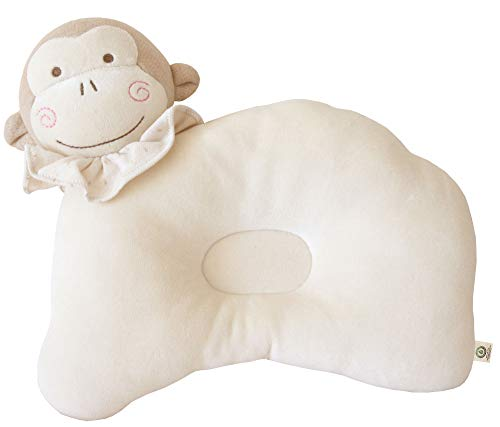 Organic Cotton Baby Protective Pillow (...