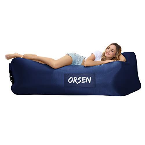 ORSEN Luftsofa Aufblasbares Sofa Couch...
