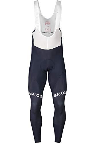 Maloja Pushbikersm. WB Heli P Pantalon Homme, Lac de Montagne (Mountain Lake), M