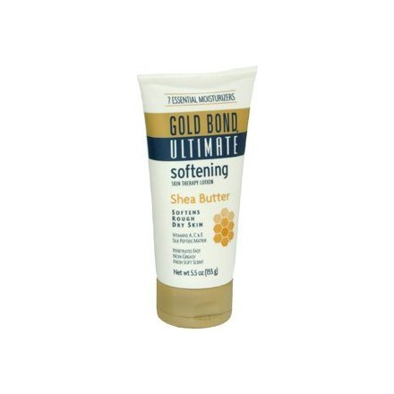 GOLD BOND ULTRA SOFT LOT W/SHEA 5.5 OZ by CHATTEM INCORPORATED ***
