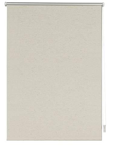 Thermo-Rollo nach Maß ohne Bohren mit Klemmträger Verdunkelungsrollo Seitenzugrollo Klemmrollo Blackout Silberbeschichtung Klemmfix Marmor B: 71-80 cm, L: 40-160 cm