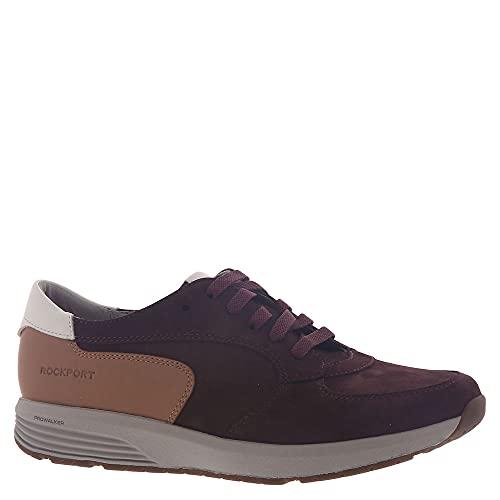 Rockport Women's Trustride W Blucher Walking Shoe, Oxblood, 5.5