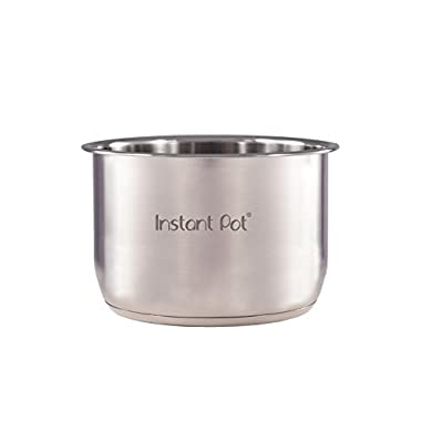 Genuine Instant Pot Stainless Steel Inner Cooking Pot - Mini 3 Quart