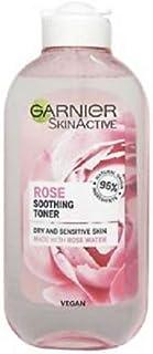 Garnier Natural Rose Water Toner Sensitive Skin 200ml (