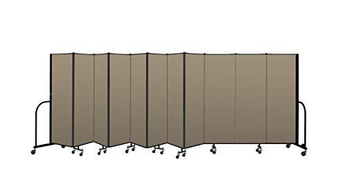 Buy Bargain Screenflex Commercial Portable Room Divider (CFSL6011-DW) 6 Feet High by 20 Feet 5 Inche...